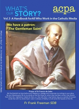 What's our story? A Handbook for all who works in the Catholic Media