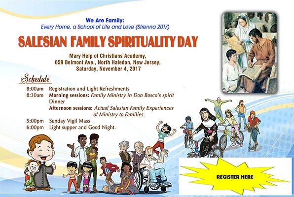 Salesian Family Spirituality Day