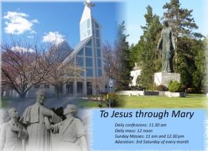 Shrine-websitePic & Holy Doors at Stony Point Shrine   Don Bosco Salesian Portal Pezcame.Com