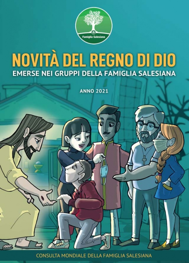 """RMG – A booklet to share """"The news of the Kingdom of God that emerged in the groups of the Salesian Family"""" during the pandemic"""
