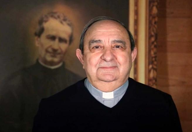 RMG – Fr Eusebio Muñoz, SDB, has returned to the Father's House