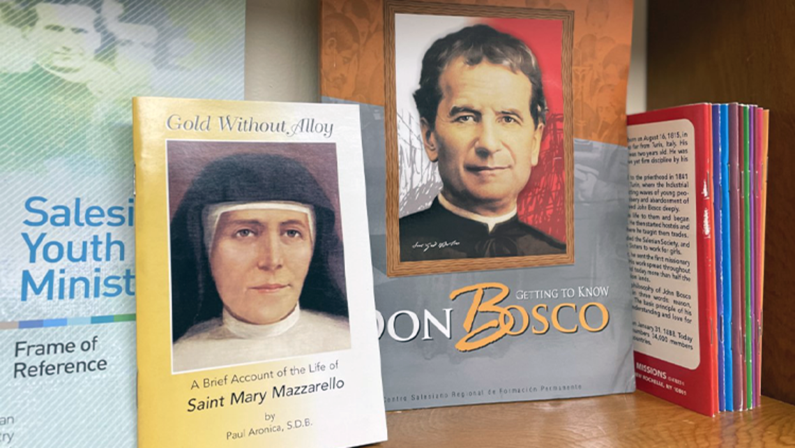 Salesian Books are Now Available