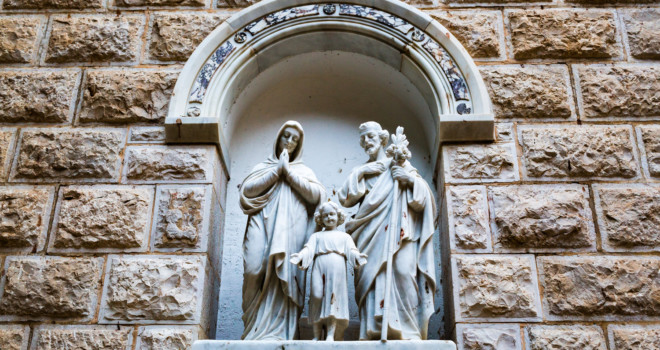 St. Joseph's Lessons on Abstinence & NFP in Marriage